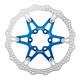 Reverse Disc brake rotor Brake Disc SL blue